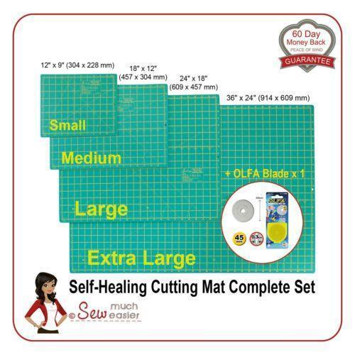 Rotary Cutter Mat Crafts Ebay
