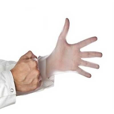 1000 Powder Free Gloves Vinal Foodservice Grade (Non Latex Nitrile Exam) Large