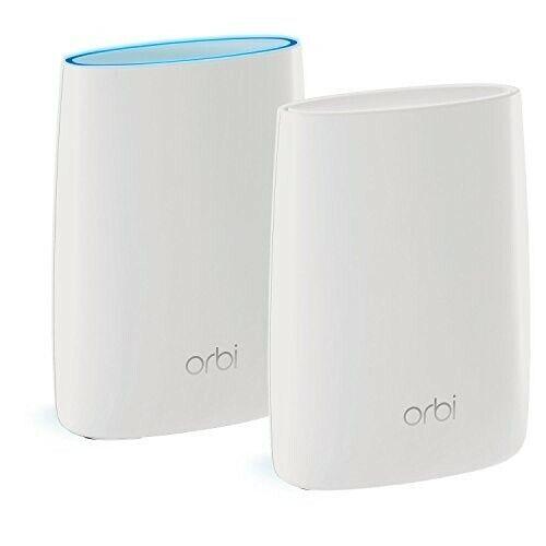 NETGEAR Orbi Ultra-Performance Whole Home Mesh WiFi System AC3000 (RBK50)