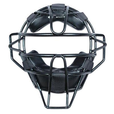 Champro Adult Baseball/Softball Umpire Mask - Black