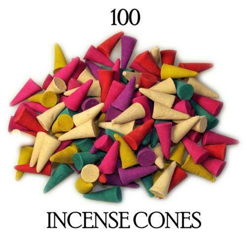incense cones how to use