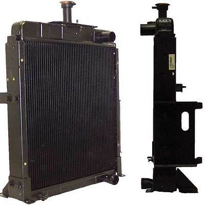 539567r2 Radiator For International 574 674 Tractors