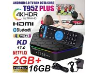 T95Z Plus S912 2GB+16GB Octa Core Android 7.1 TV Box 2.4/5Ghz Dual WIFI