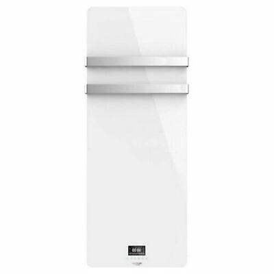 Toallero electrico CECOTEC Ready Warm 9870 Crystal Towel / cristal blanco /...