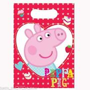 George Pig Party Bags