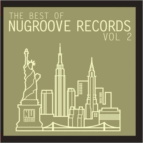 Various Artists - Best of Nugroove Records Vol. 2 [New CD] Manufactured On Deman