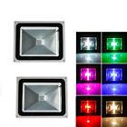 Modern RGB 20W Outdoor Floodlights & Spotlights