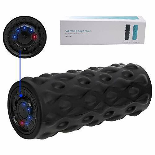 Electric Foam Roller,Vibrating Foam Roller for Physical Therapy,High