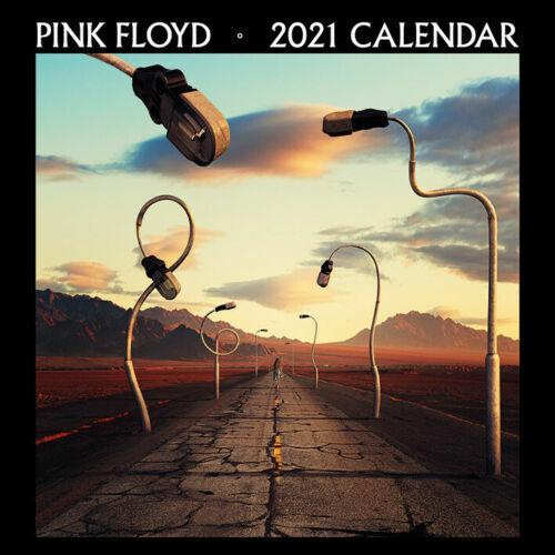 Official Pink Floyd - 2021 Calendar - C21008
