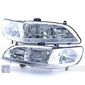 98-02 Honda Accord Headlights