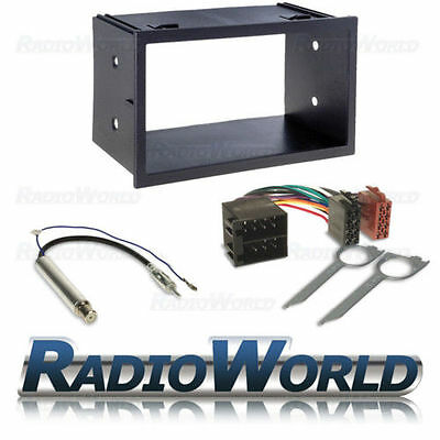 VW Golf MK4 MKIV Radio Double Din Stereo Fitting Kit Facia/Wiring/Adaptor Fascia
