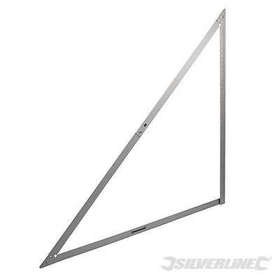 Folding Frame Square 1200mm Lightweight hi grade aluminum construction