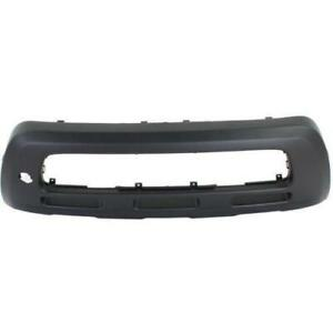 Bumper Front Center Cover Textured (Bump Moulding) CAPA Kia Soul 2010-2011