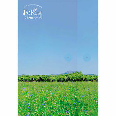 BTOB SEO EUNKWANG [FOREST:ENTRANCE] 1st Mini Album SILVER CD+Photo Book+Card+etc