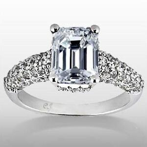 Diamantring 2 karat  2 Carat Diamond Ring | eBay