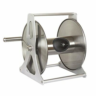 BEST Professional Metal Hose Reel This Unqiue Elite Top Of The Range Hose R GIF