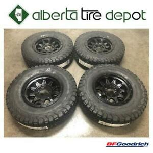 SALE up to 10% DISCOUNT BFG K02 235/85R16 Tires Rims BFGoodrich ALL TERRAIN TA KO2 KM3 PRO Comp Rims Buy 3 get 1 FREE