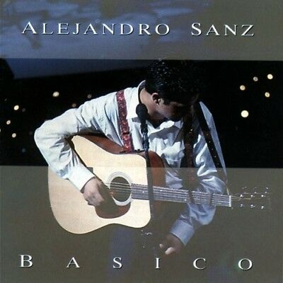 Alejandro Sanz   Basico  New Vinyl Lp  With Cd  Spain   Import