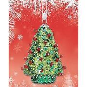 Fantastic Beaded Ornament Kit Ebay Easy Diy Christmas Decorations Tissureus
