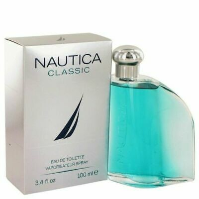Nautica  Classic 1.7oz Men's Eau de Toilette New in Box