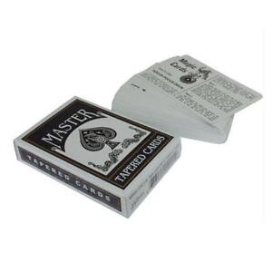 A Deck Of Magic Trick Cards - Stripper / Tapered & Secret Marked