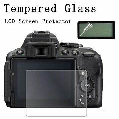Canon Lcd Screen Protector (Tempered Glass LCD Screen Protector for Canon EOS 6D 70D 80D)