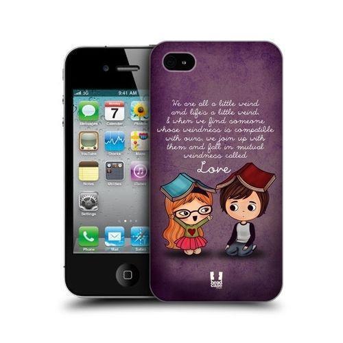 Weird iphone 4 case ebay for Grove iphone 4 case