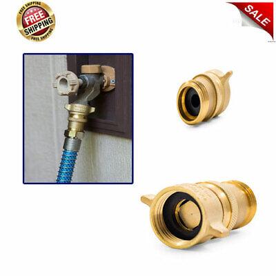 Garden Water Hose Pressure Regulator Rv Brass Inline Garden Plumbing Washer High