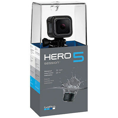 GoPro HERO 5 Session CHDHS-501 Camcorder Black Japan Domestic Version New