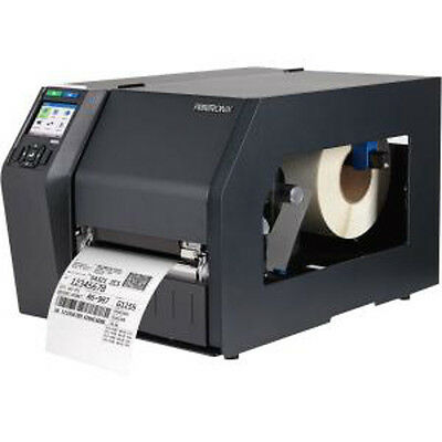 Printronix T8000, T8208 Barcode Label Printer WIRELESS REWIND/PEEL T82X8-1113-0 for sale  Addison