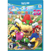 Looking to buy Mario Party 10 Wii U