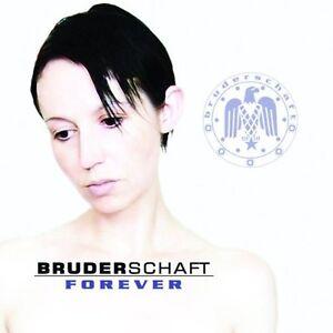 BRUDERSCHAFT Forever CD Apoptygma Berzerk VNV NATION