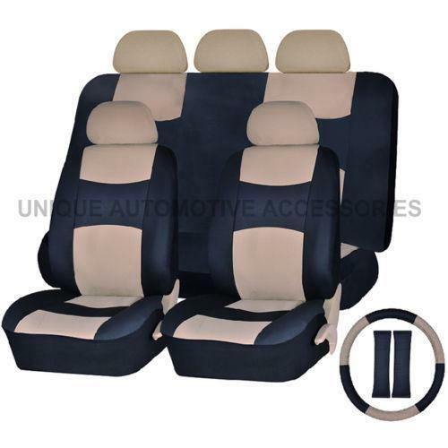 kia optima leather seat covers ebay. Black Bedroom Furniture Sets. Home Design Ideas