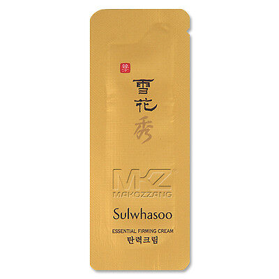 Amore Pacific Sulwhasoo Essential Firming Cream 30pcs Skin Care Anti-Aging 30ml