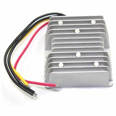 Converter Voltage Reducer Regulator 36v Step Down To 12v 10a 120w Golf Cart Fait