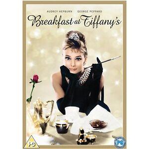 Breakfast At Tiffany's - Anniversary Edition - Audrey Hepburn - NEW DVD