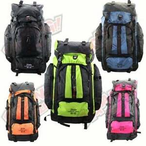 70L Top Load Heavy Duty Backpack Rucksack Bag Camping Hiking bag Caulfield South Glen Eira Area Preview