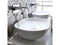 Ceramic Wash Basin - Brand New from Bathstore (originally £199)