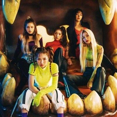 Red Velvet-[ RBB ] 5th mini album CD+Poster+Photobook+Lyrics+Card+Gift+Tracking