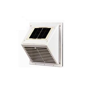 SOLAR VENT FAN VENTILATOR WALL  EXTRACTOR VENTILATOR Model: SWF-101