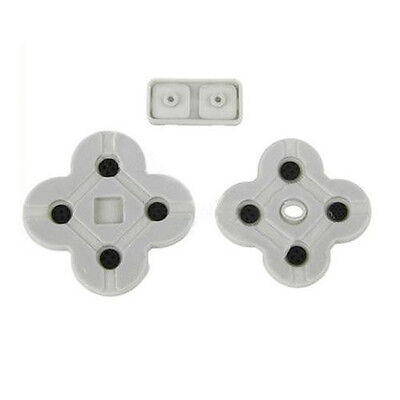 2Set Conductive Rubber Button Pad Dpad Replacement Part for DS Lite NDSL DSL Replacement Parts & Tools
