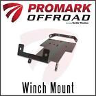 ATV Winch Mounting Plate