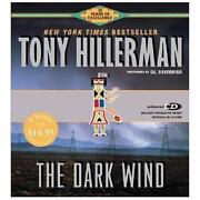 Tony Hillerman Audio Book