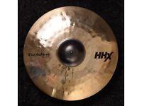 sabian hhx evolution ride cymbal,new