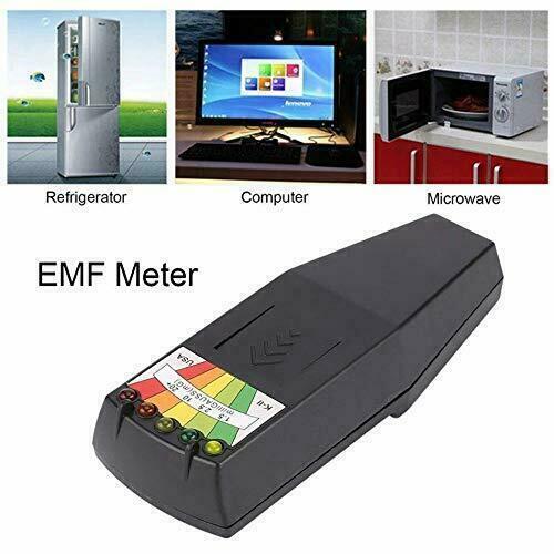 Magnetic Field Detector K2 EMF Meter KII Ghost Hunting Paranormal Equipment