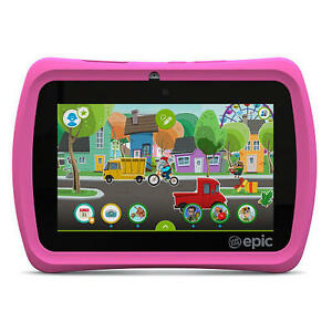 LEAP FROP EPIC TABLET - PINK