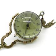 Pocket Watch Glass