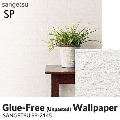 Unpasted Anti Fungal (Mold) Vinyl Wallpaper (SGT/SP2145)  Pattern sheet/roll