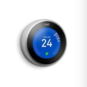 Nest Learning Thermostat, Programs itself. Saves energy. $199.99/ (open box) 984 ST CLAIR AVE WEST, TORONTO 4166562984
