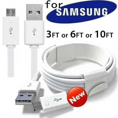 1M/2M/3M Micro USB Fast Rapid Charger Charging Data Sync Cord Cable For Android Rapid Micro Usb